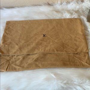 Louis Vuitton Accessories - 2pcs brown envelope dustbag
